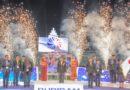 ปิดการแข่งขันบุรีรัมย์เกมส์อย่างประทับใจ ส่งต่อจังหวัดตราด เป็นเจ้าภาพจัดการแข่งขันกีฬาเยาวชนแห่งชาติครั้งที่ 36ช้างขาวเกมส์