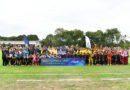 'กัลฟ์' ผนึกพลัง 'บุรีรัมย์ยูไนเต็ด' ส่งมอบสนามฟุตบอลขนาดมาตรฐานให้โรงเรียนชุมชนบ้านหัน จ.ชัยภูมิ