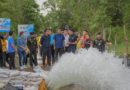 จังหวัดบุรีรัมย์ พร้อมสูบน้ำจากบ่อหินเก่าของเอกชน เติมอ่างเก็บน้ำเพื่อผลิตน้ำประปา แก้ไขปัญหาเพื่อให้ผ่านพ้นวิกฤต