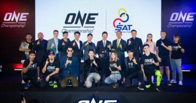 "ONE จับมือ กกท. ยกระดับกีฬามวยไทยสู่เวทีโลก  ""ONE HERO SERIES MUAY THAI"" (วัน ฮีโร่ ซีรี่ส์ มวยไทย)"