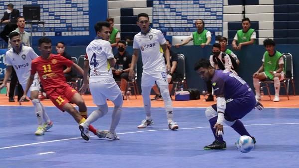 ฟรีไฟร์ บลูเวฟ ไล่อัด โมฮาเฮง ออลสตาร์ 5-1 เก็บชัย 2 นัดติดฟุตซอลอาเซียน